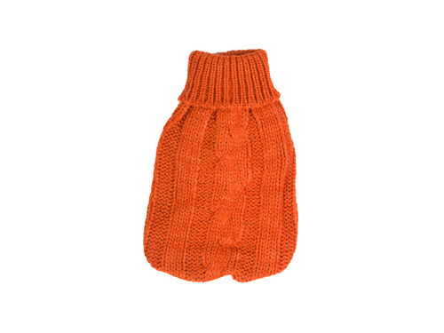 Metropolitan Turtleneck - Orange